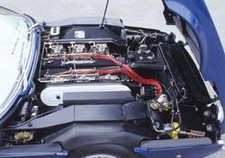 Lamborghini Espada - Motor