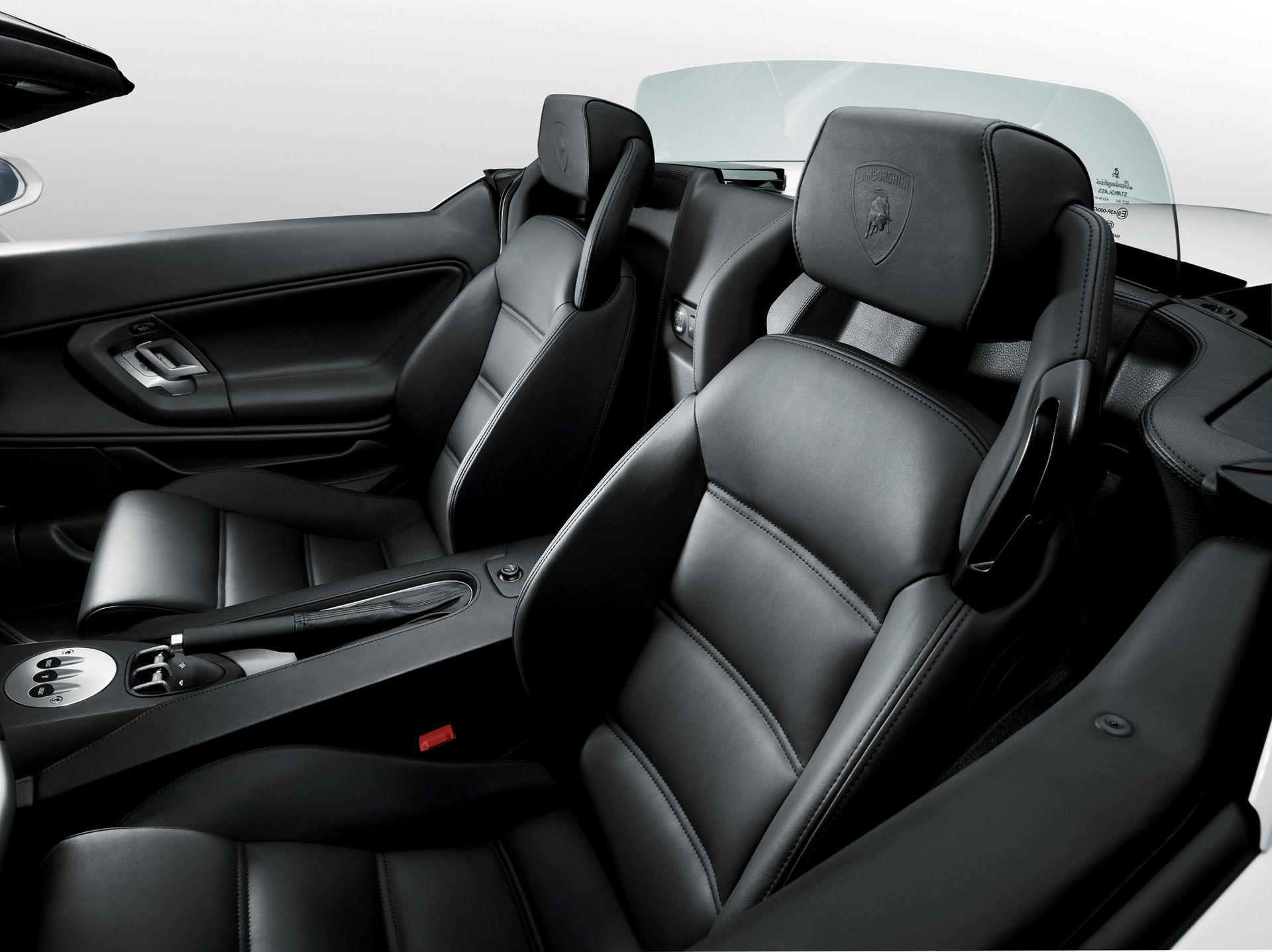 Lamborghini Gallardo LP 560-4 Spyder - Interieur