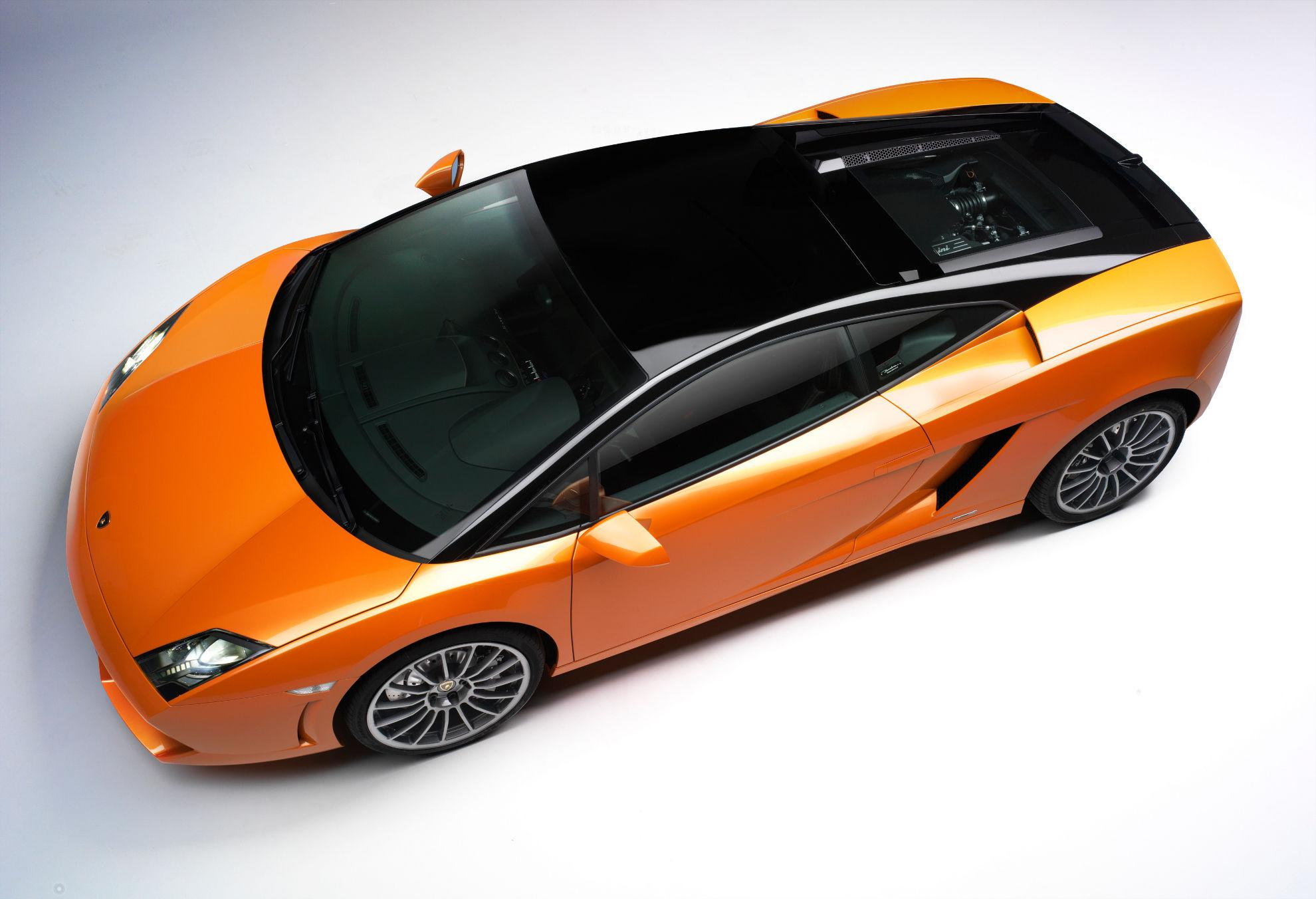Lamborghini Gallardo-LP-560-4 Bicolore