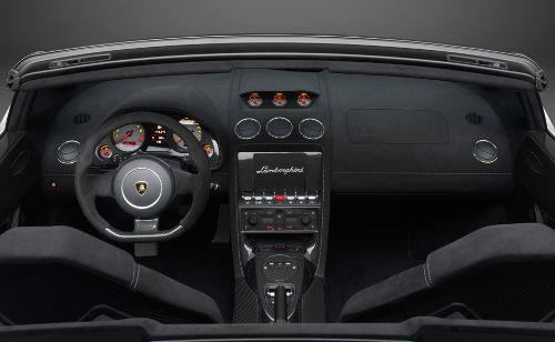 Lamborghini Gallardo LP 570-4 Spyder Performante - Interieur