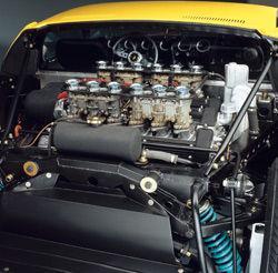 Lamborghini Miura - Motor