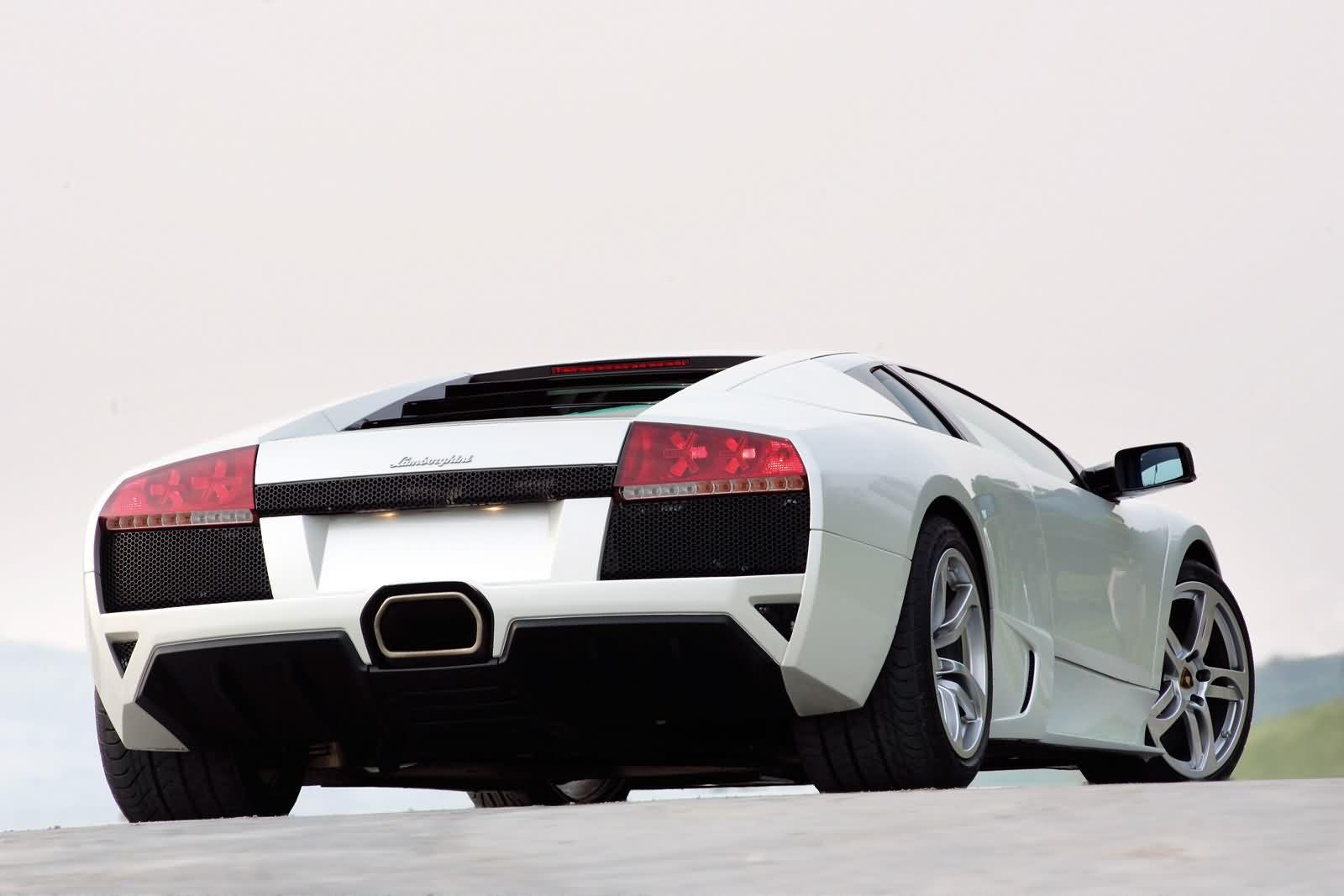 Lamborghini Murciélago LP 640