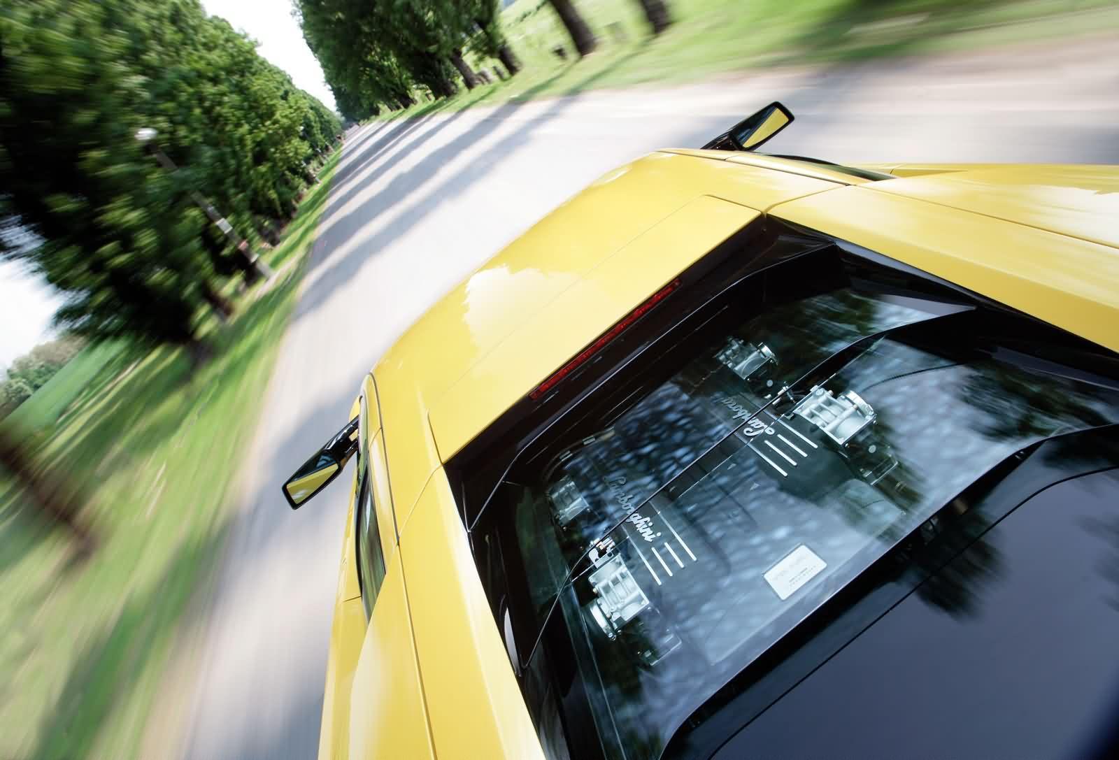 Lamborghini Murciélago LP 640 - Motor