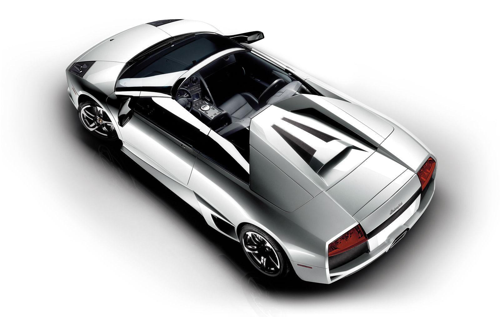 Lamborghini Murcielago LP 640 Roadster
