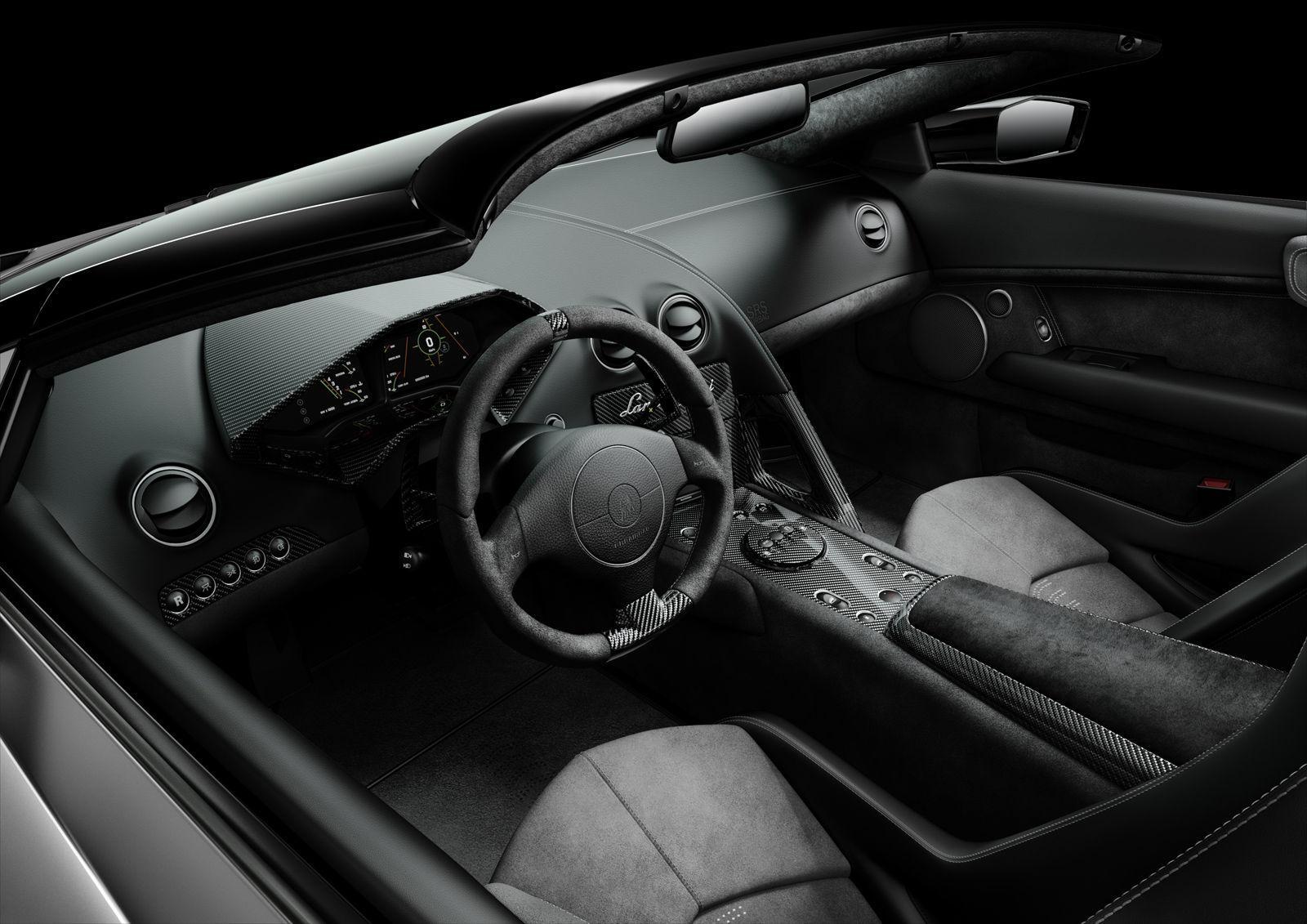 Ausfuhrliche Modellbeschreibung Uber Den Lamborghini Reventon Roadster