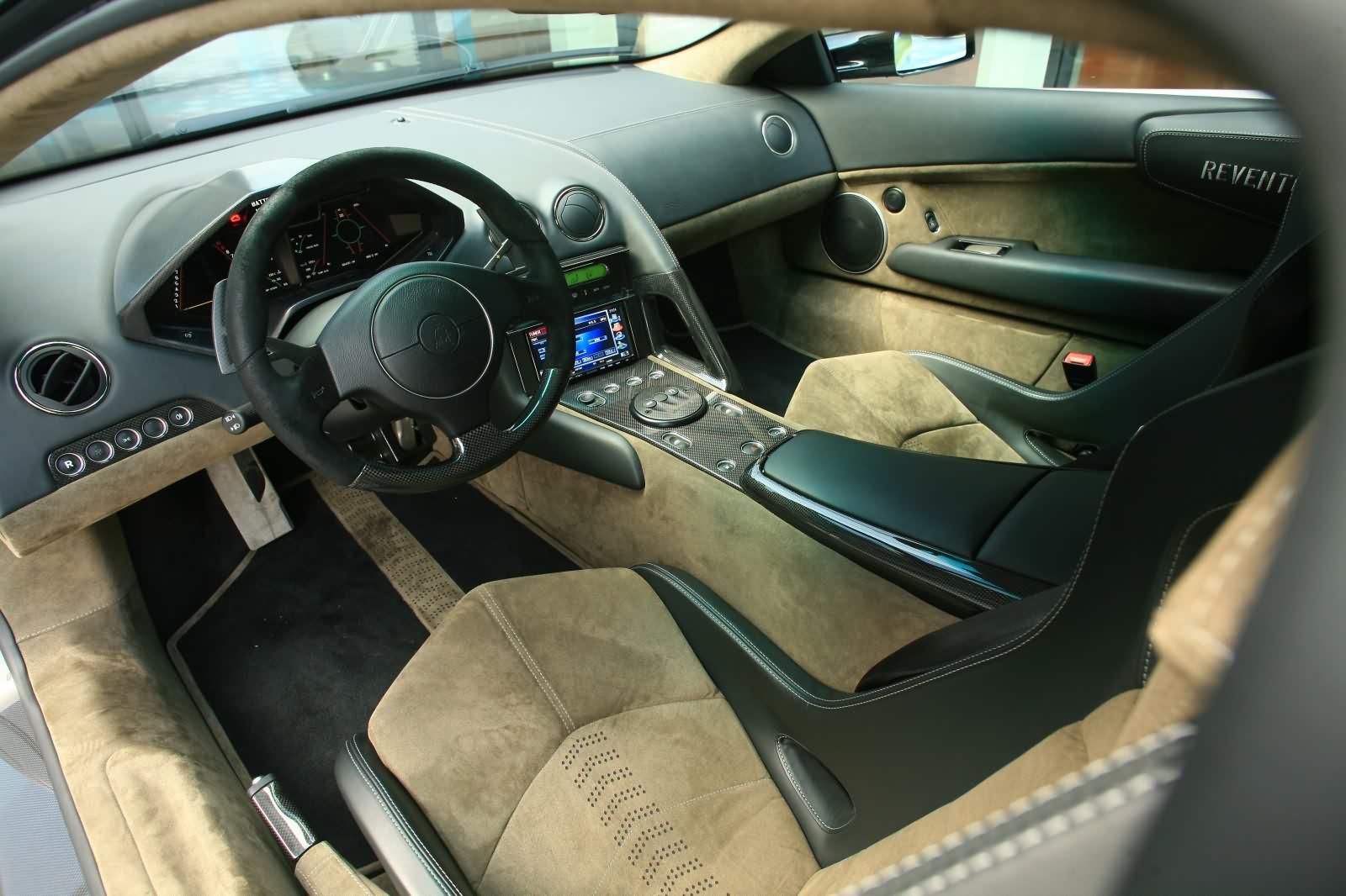 Ausfuhrliche Modellbeschreibung Uber Den Lamborghini Reventon
