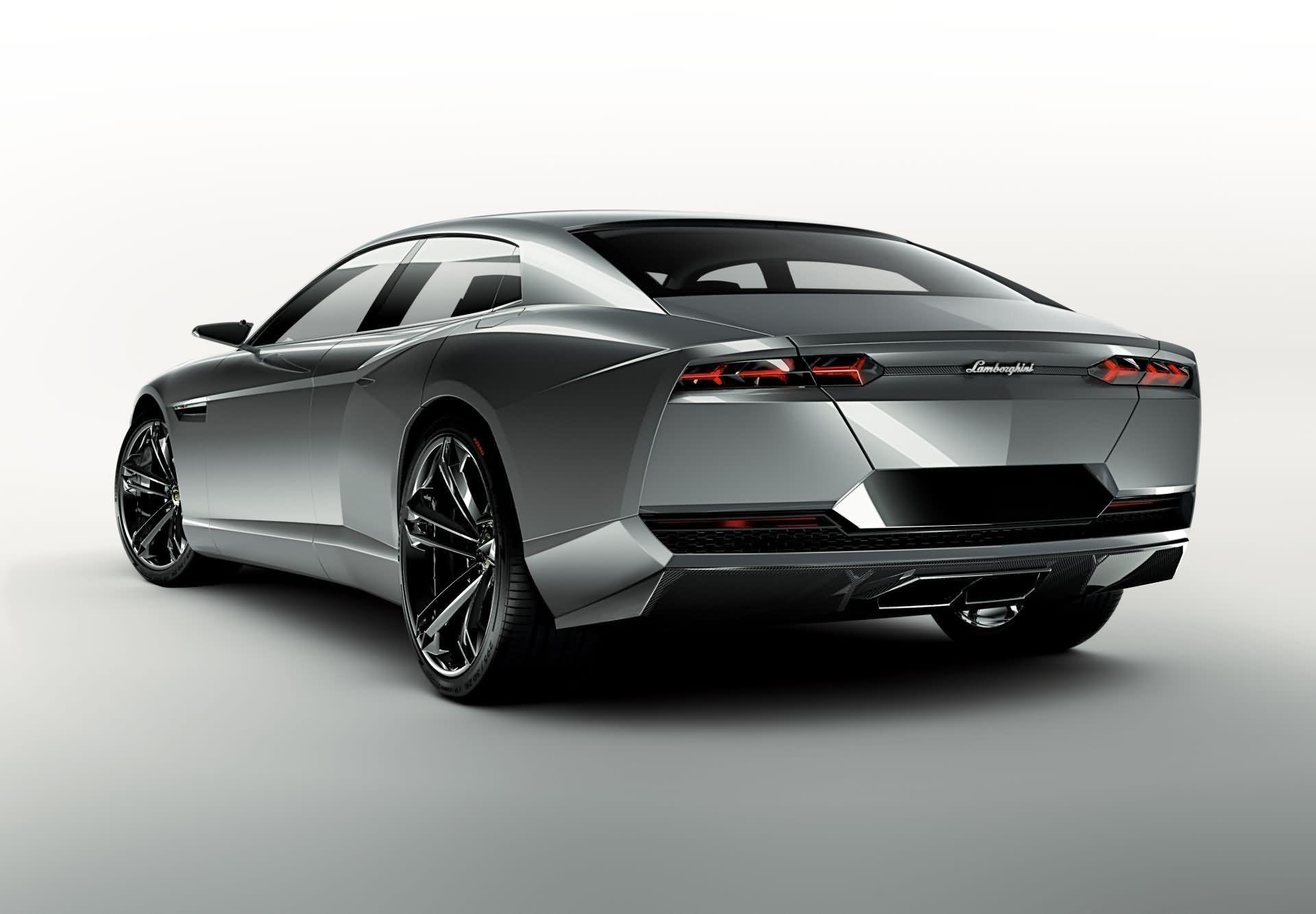 Lamborghini Estoque - Studie