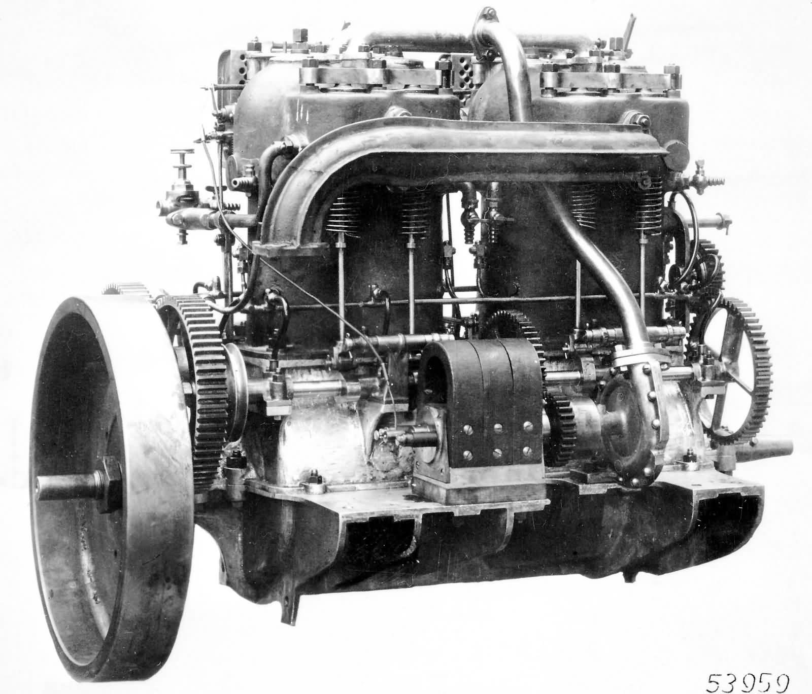Die Geschichte Von Maybach Engine Diagram Der Wilhelm Konstruierte Motor Des Mercedes 35 Ps Mit Gesteuerten Ein Und Auslassventilen 1900
