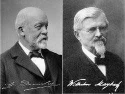 Gottlieb Daimler & Wilhelm Maybach