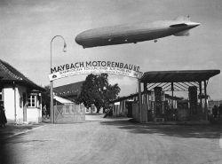 Maybach Motorenbau Friedrichshafen