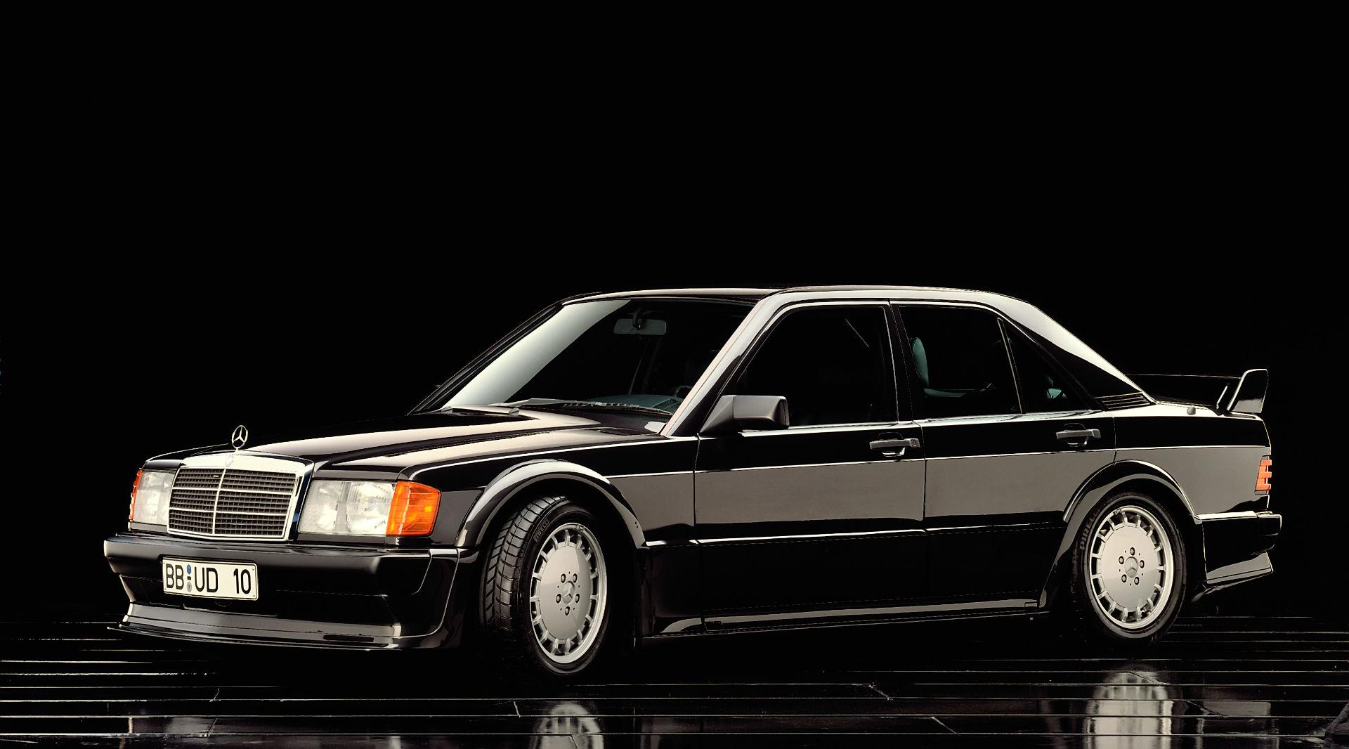 Mercedes-Benz 190 E 2.5 16V Evolution