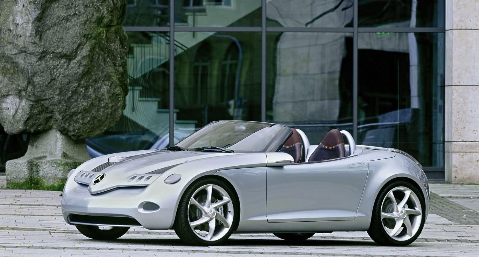 Roadster-Studie Vision SLA