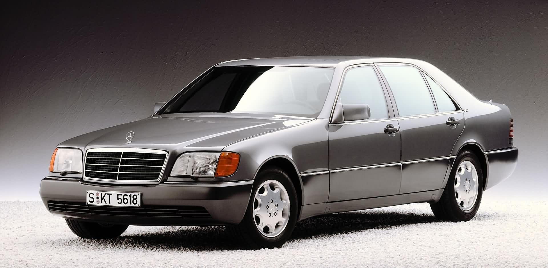 Mercedes-Benz S-Klasse Baureihe 140