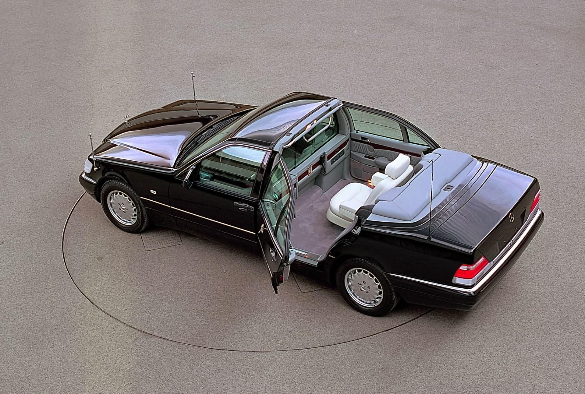 Mercedes-Benz S-Klasse Landaulet