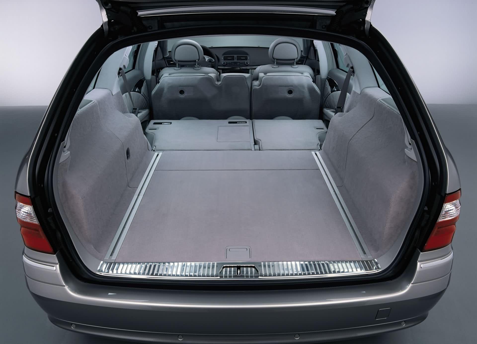 Mercedes A Klasse Brems System