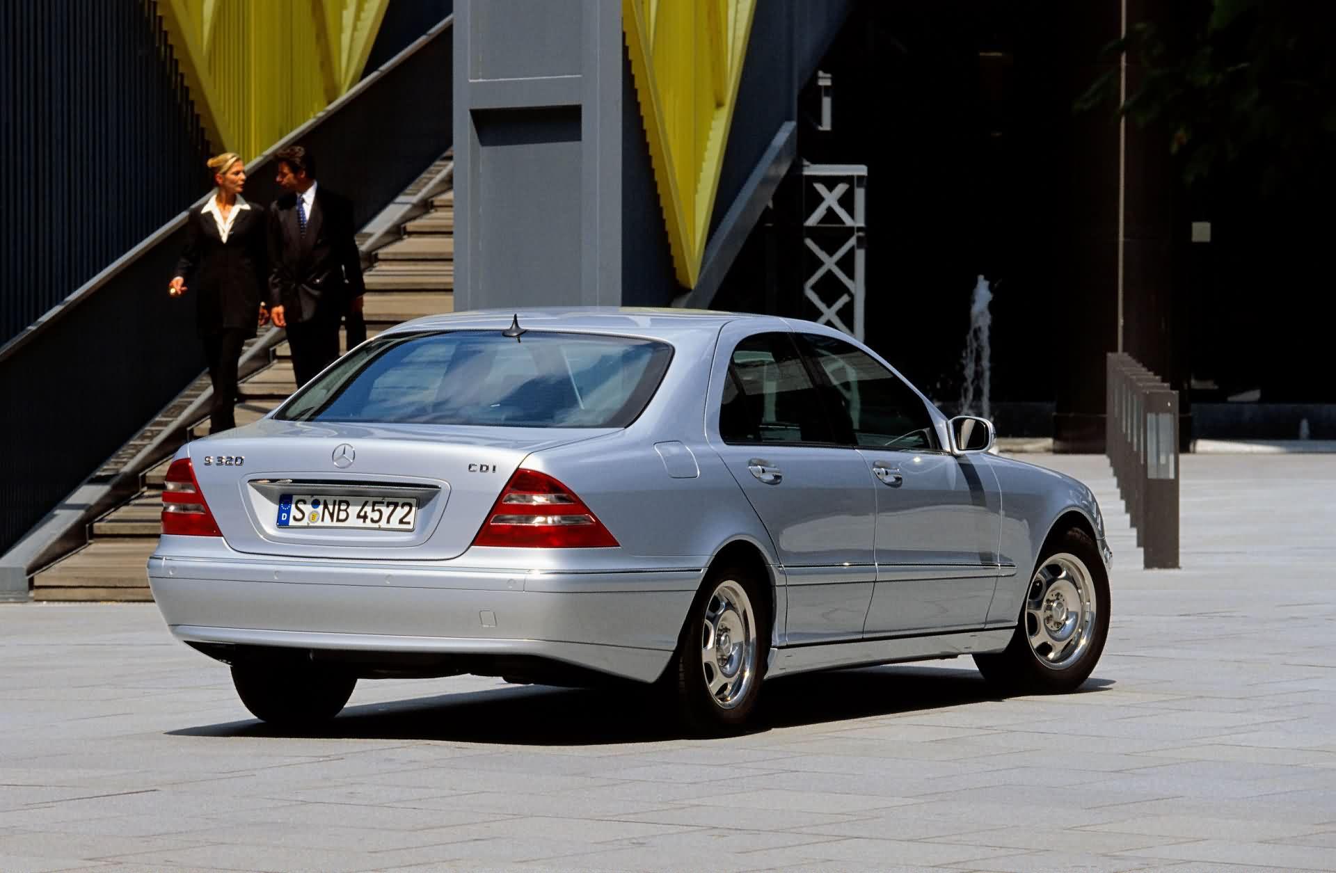 Mercedes-Benz S-Klasse Baureihe 220