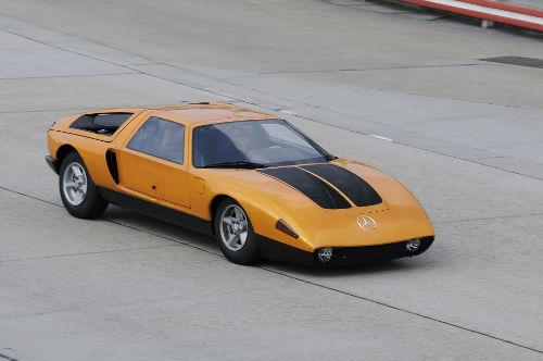 Mercedes-Benz C 111 IID