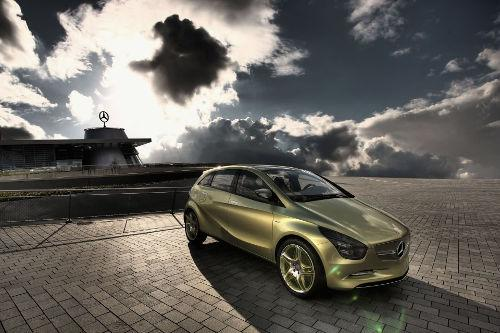 Mercedes-Benz Concept BlueZERO