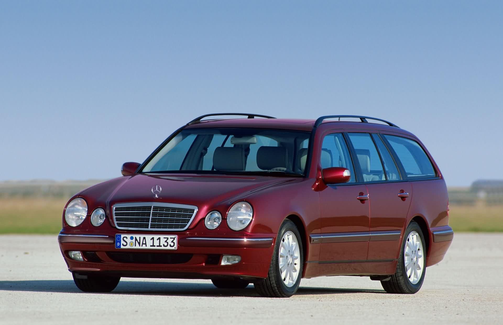 Mercedes-Benz E-Klasse Baureihe 210