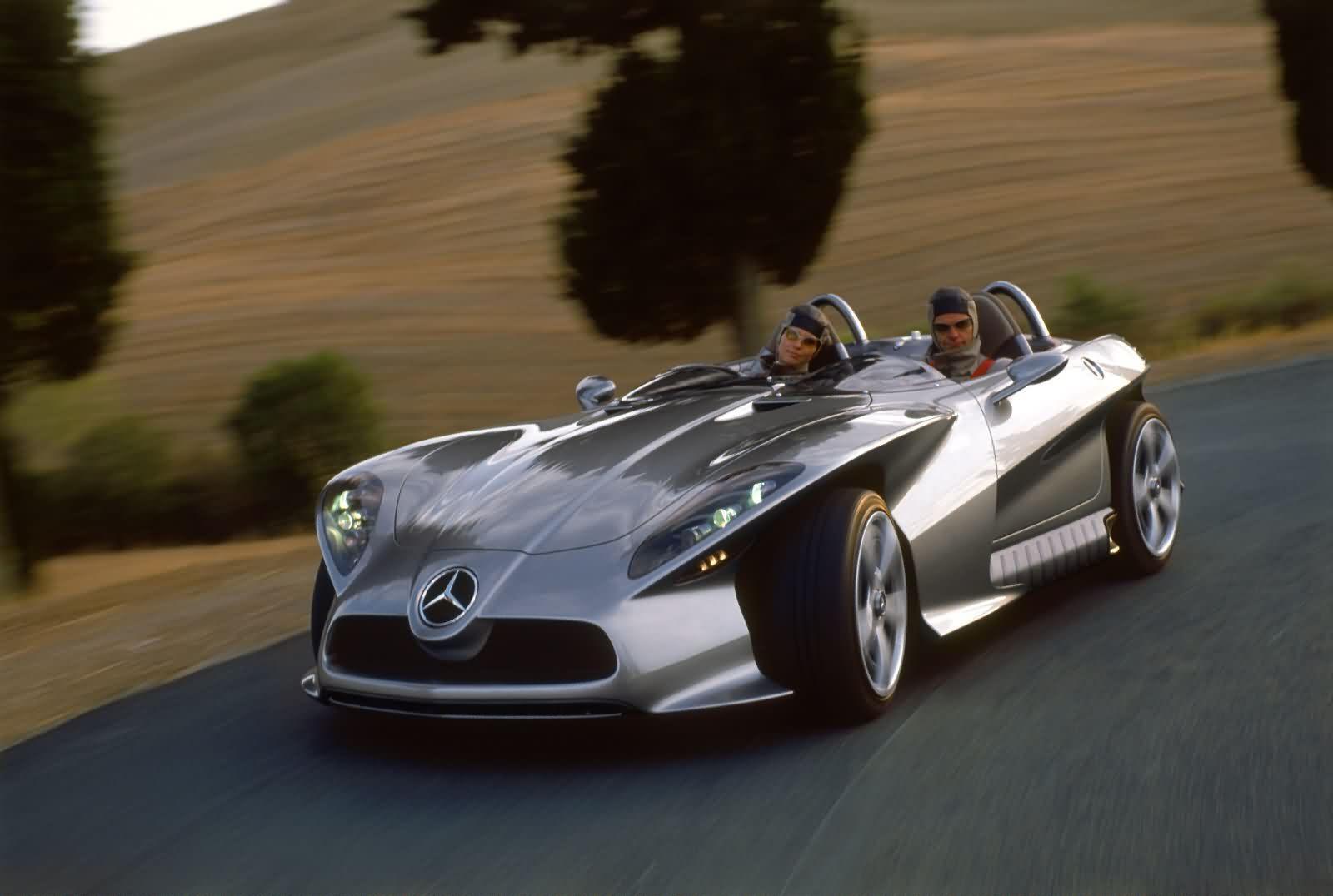 Mercedes-Benz F400 Carving Concept