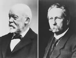 Gottlieb Daimler & Karl Benz