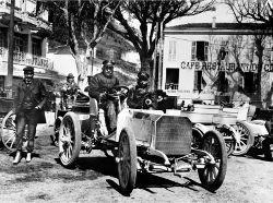 Rennen Nizza-Aix-Salon-Nizza - 1901