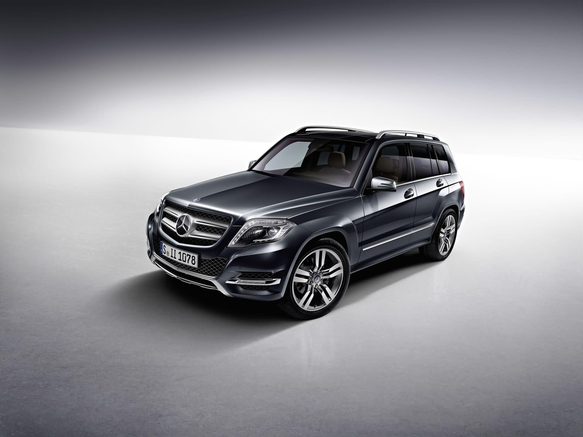 Mercedes-Benz GLK 350 4MATIC BlueEFFICIENCY - Modell 2012