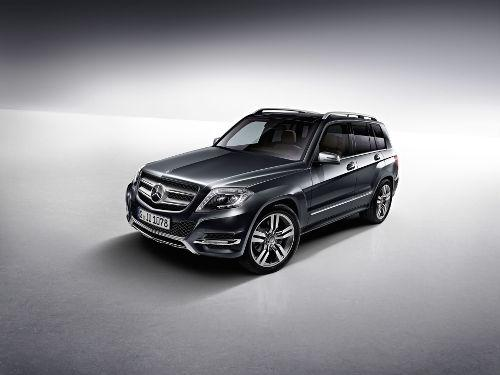 Mercedes-Benz GLK 350 4MATIC BlueEFFICIENCY - Modell 2012