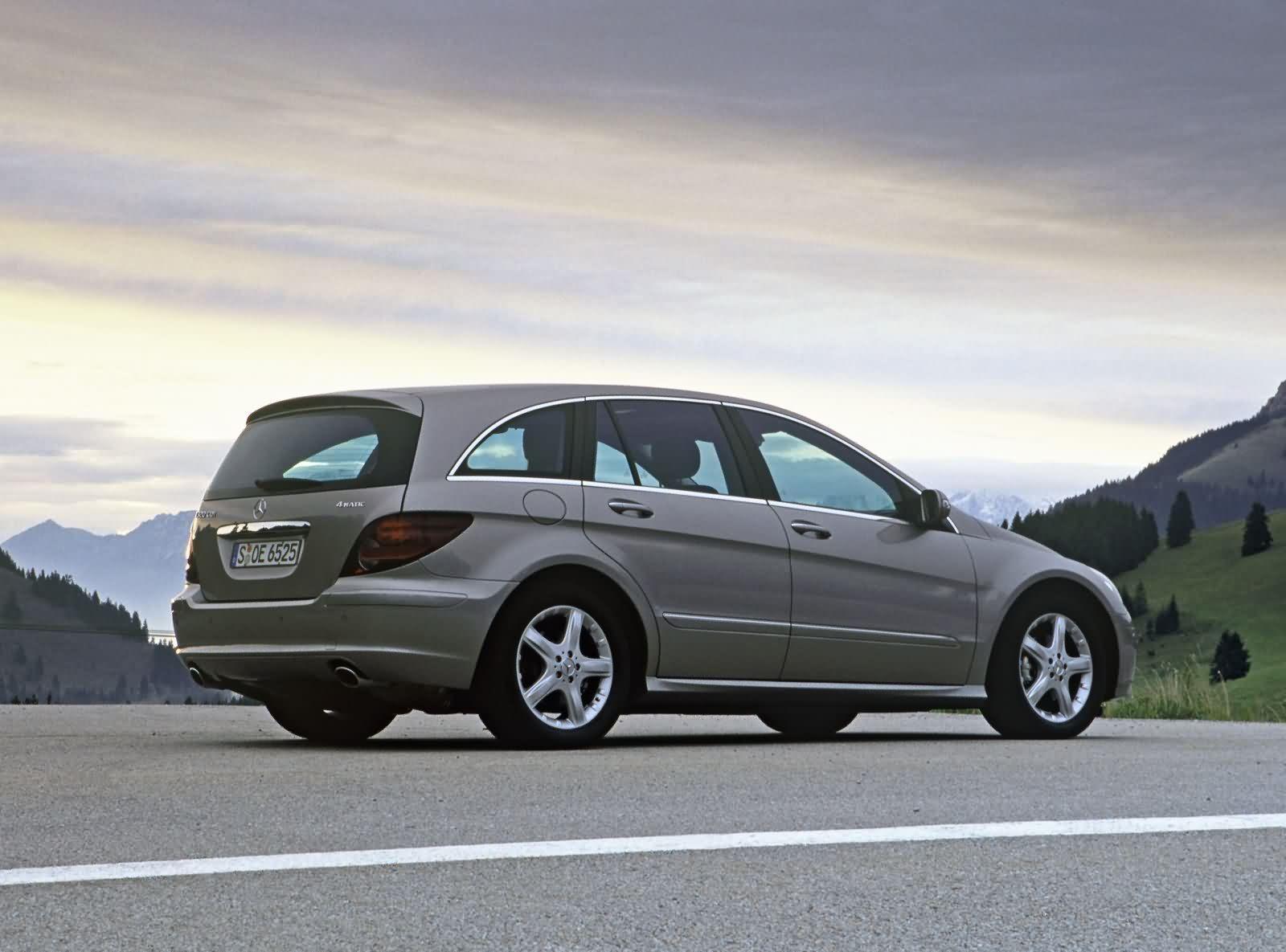 Mercedes Benz R Klasse