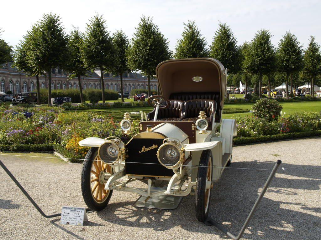 Mercedes Simplex 28/32 PS Phaeton