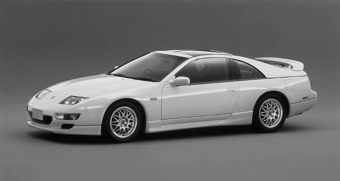 Nissan 300ZX Twin Turbo (1990)