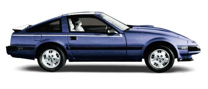 Nissan / Datsun 300ZX (1983)