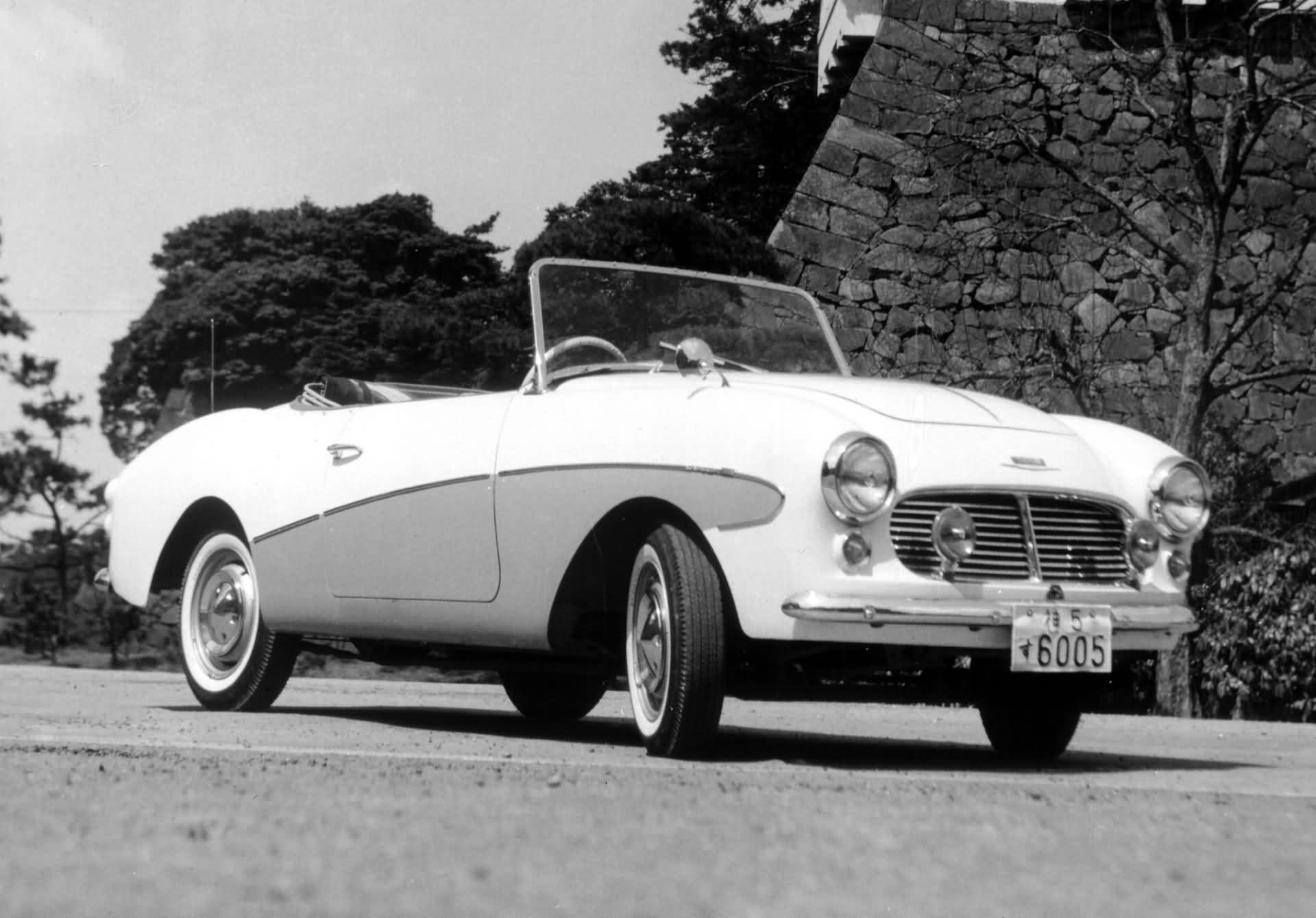 Datsun SP211 - 1958