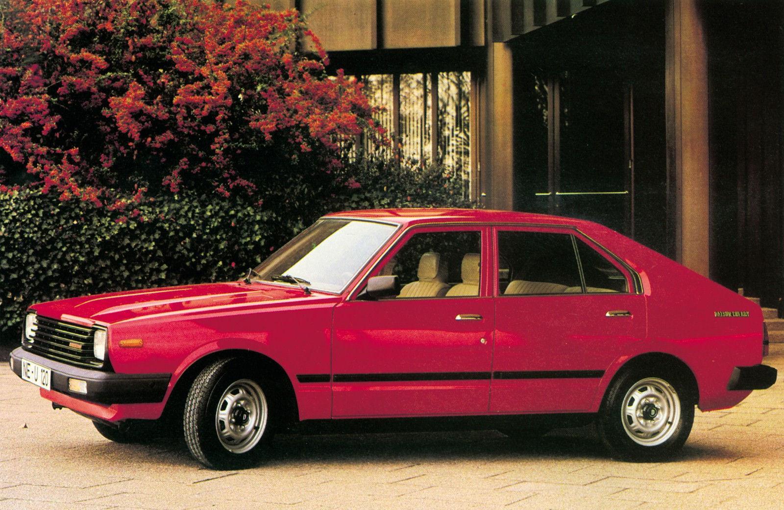 Nissan Datsun Cherry 5-türig (1981)