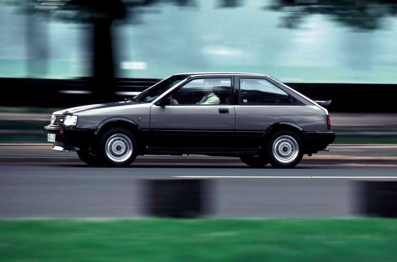 Nissan Cherry Sprint 1985