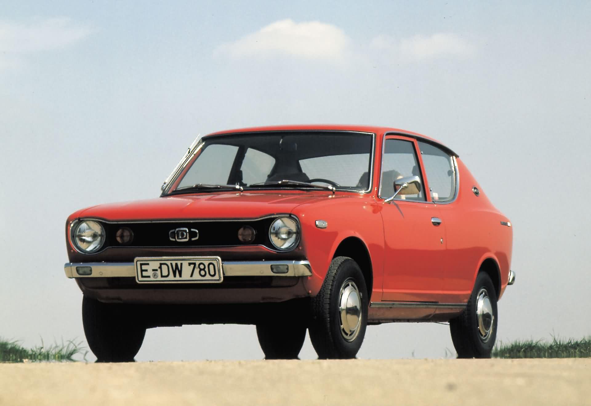 Datsun Cherry 100A 2-türig (1975)