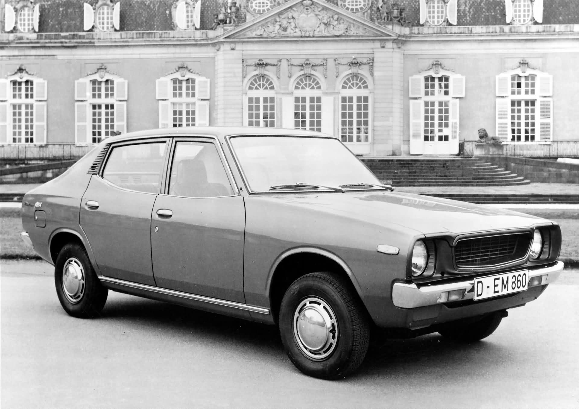 Datsun Cherry F II 4-türig (1977)