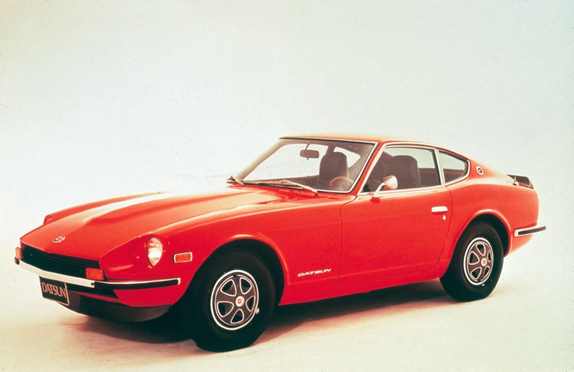 Nissan Datsun 240Z - US Version (1969)