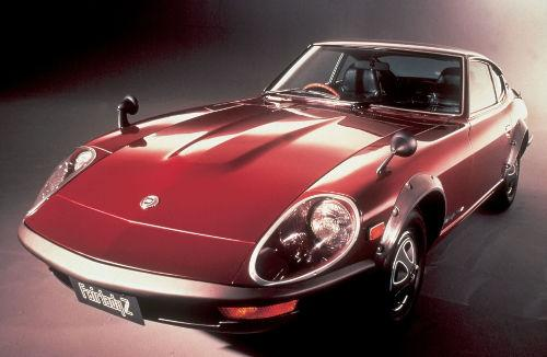 Nissan Datsun Fairlady 240Z - Japanversion (1970)