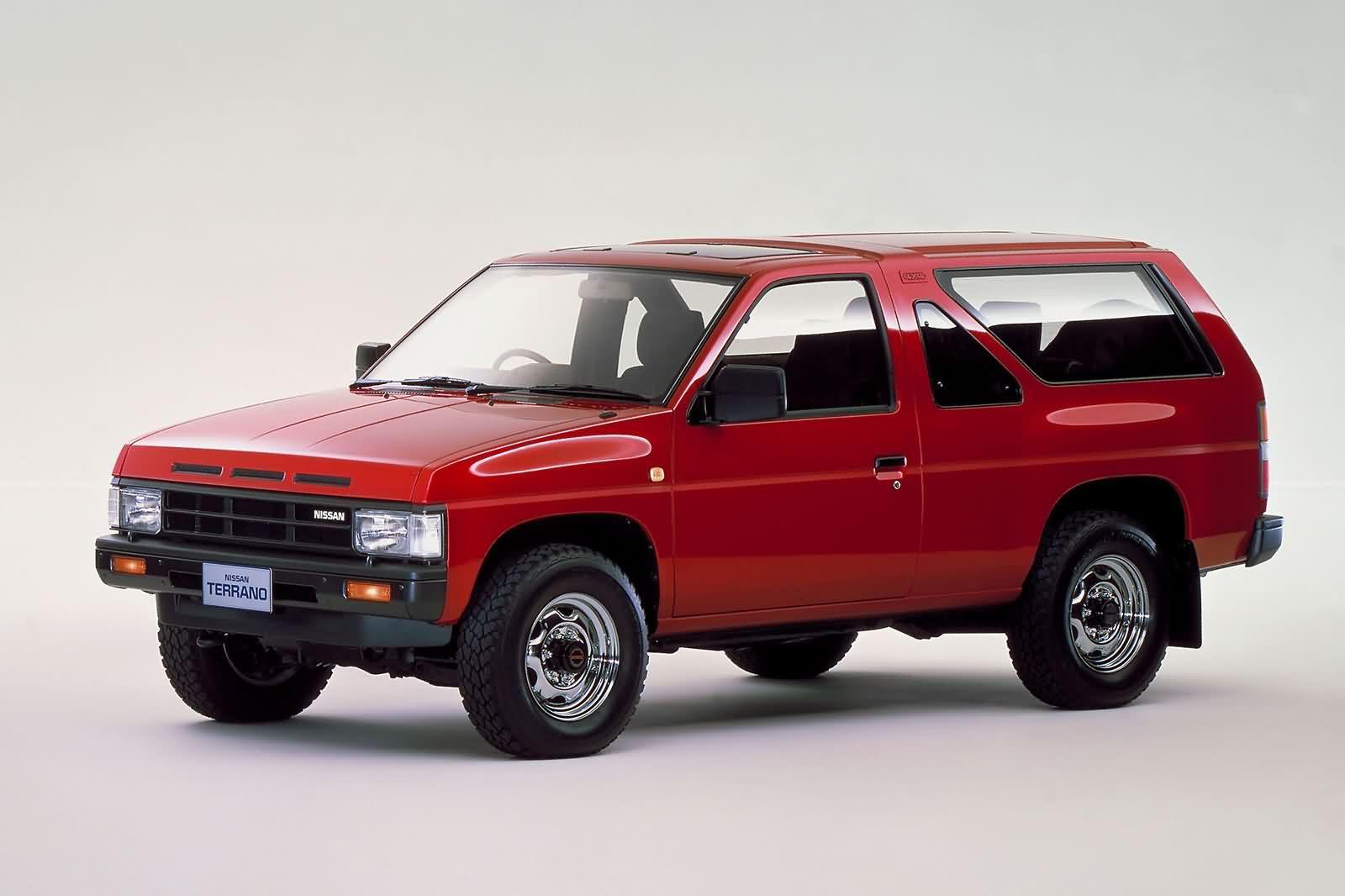 Nissan Terrano I - 1987
