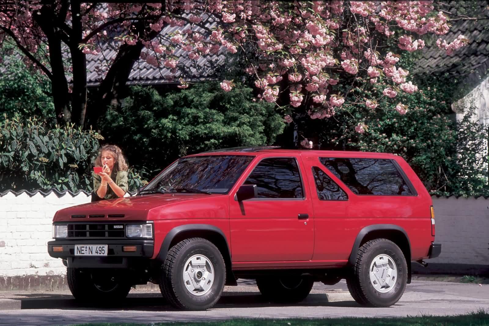 Nissan Terrano I - 1991