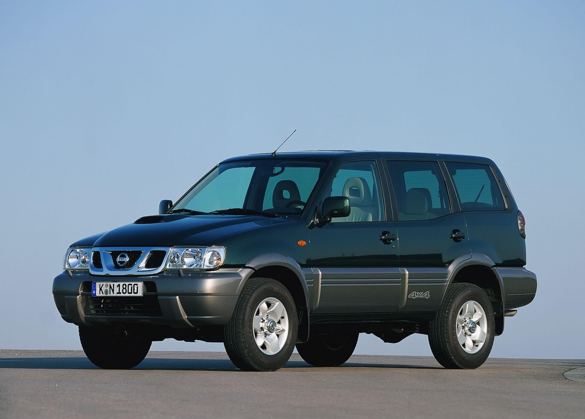Nissan Terrano II - 2004