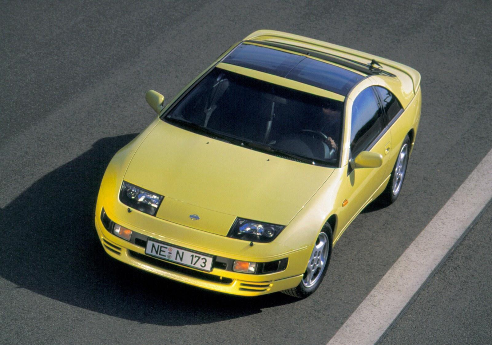 Nissan 300 ZX Twin Turbo Modelljahr 1990