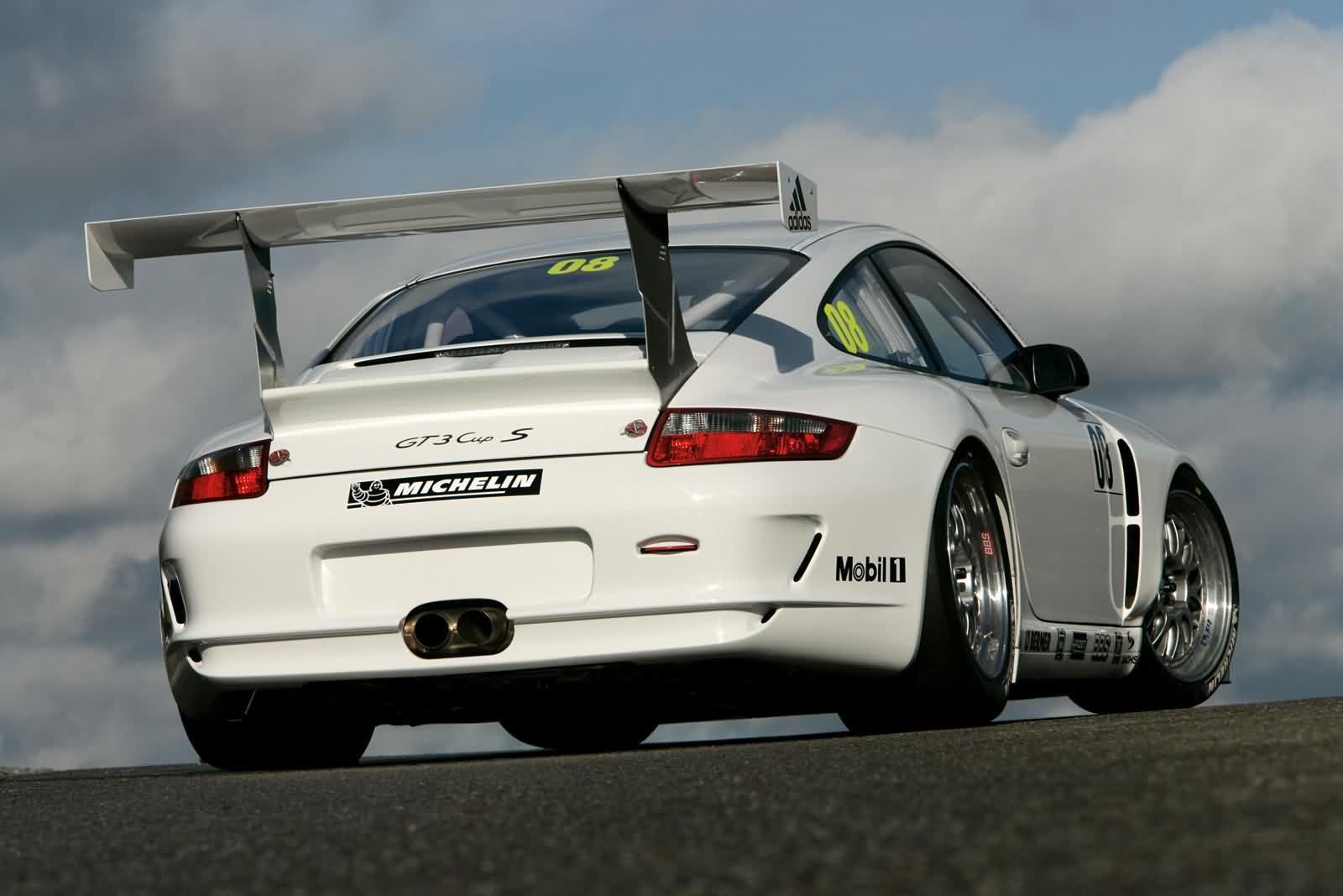 Porsche GT3 Cup S