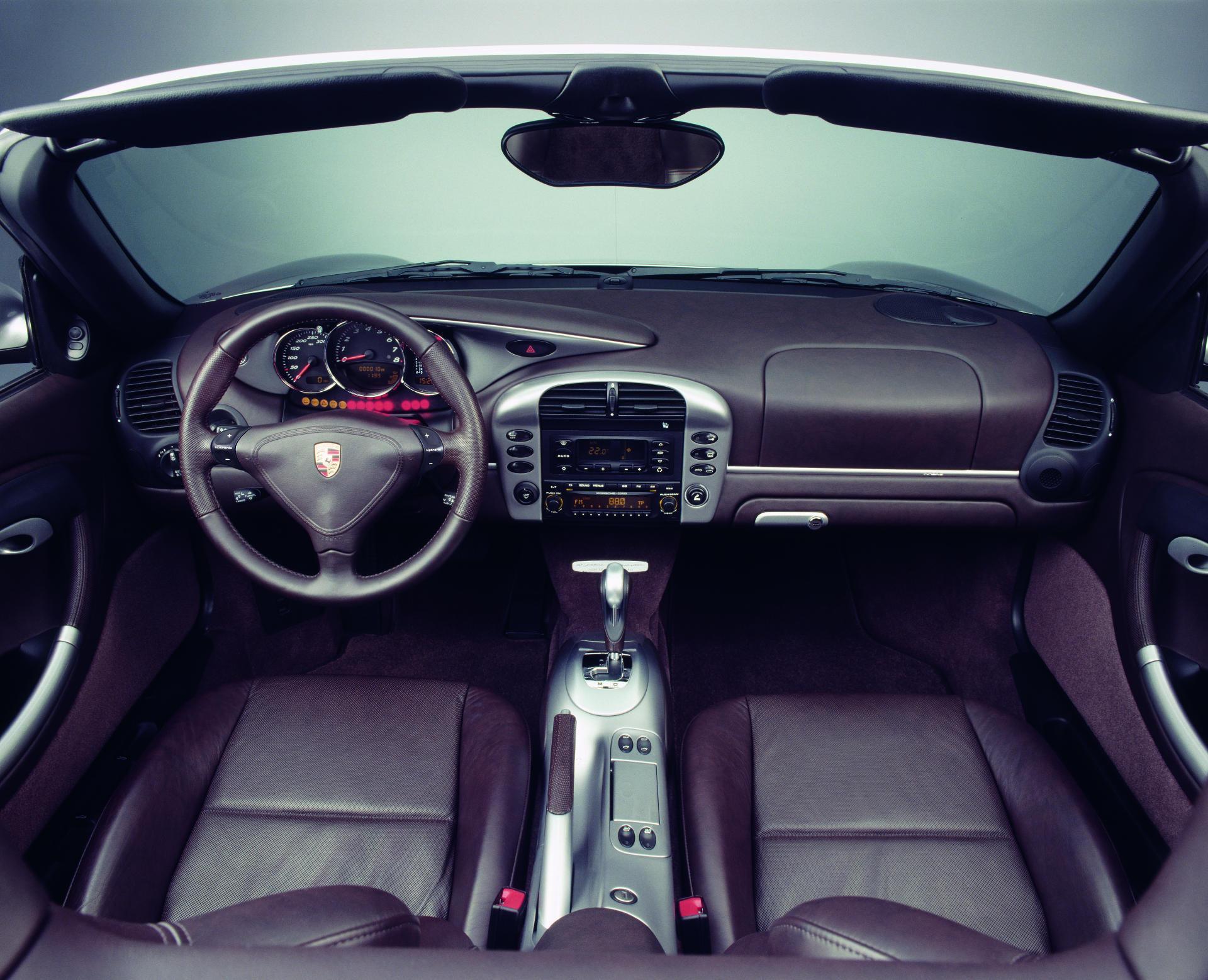 Porsche Boxster S Jubiläumsmodell - Innenraum