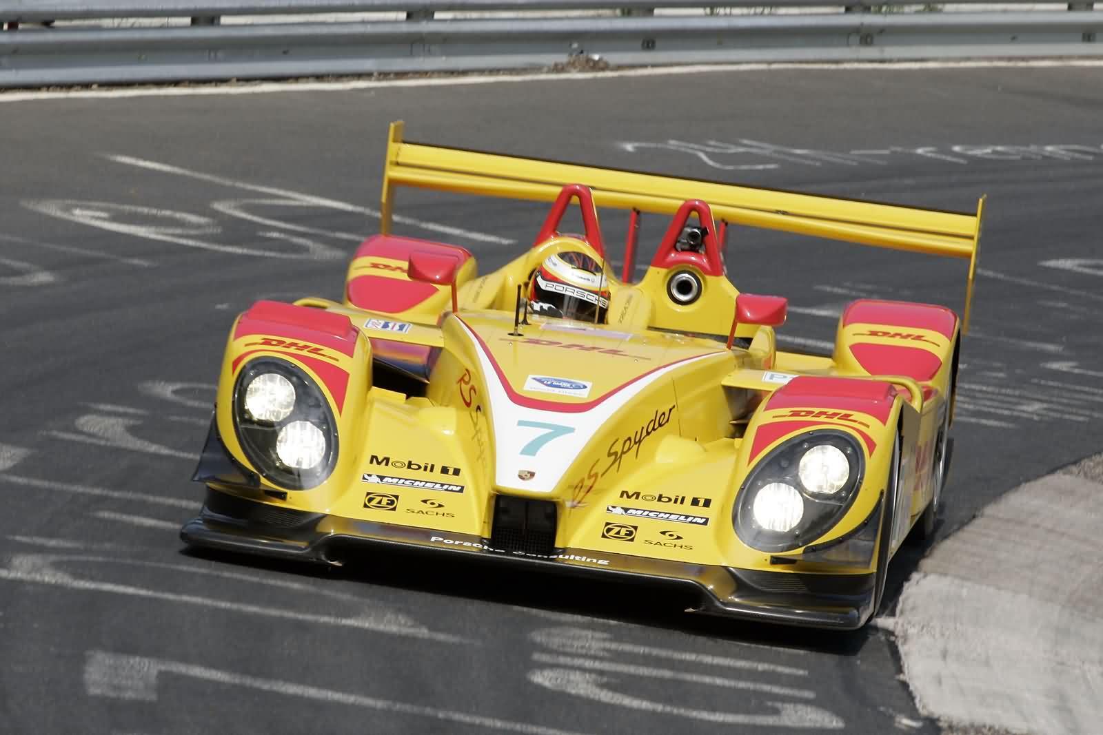 Porsche RS Spyder Modell 2008