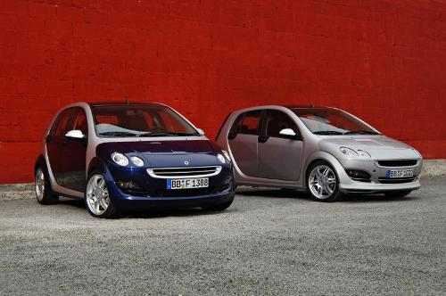 Smart Forfour W 454