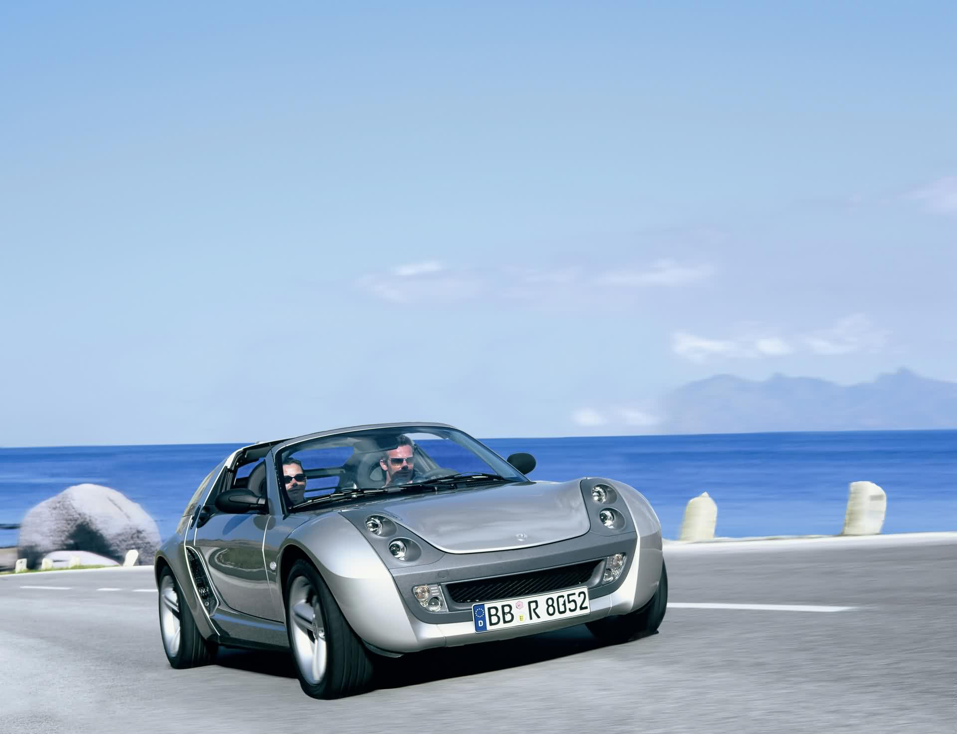 2003 2005 bj smart roadster coupe baureihe 452. Black Bedroom Furniture Sets. Home Design Ideas