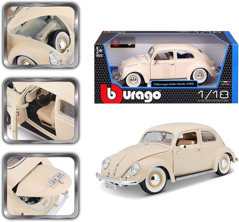 VW Käfer 1955 Modellauto 1:18