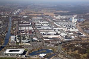 Volkswagen-Werk-Wolfsburg-2013-Luftaufnahme